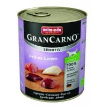 Animonda GranCarno Sensitiv (bárány) 800g