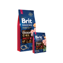 Brit Premium by Nature Adult Large 3 kg