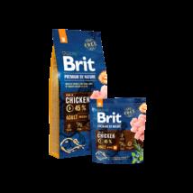 Brit Premium by Nature Adult Medium 3 kg