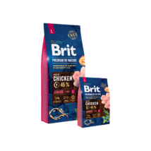 Brit Premium by Nature Junior Large 15 kg