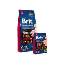 Brit Premium by Nature Senior L-XL 15 kg