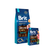 Brit Premium by Nature lamb rice 15 kg
