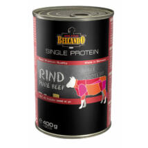 Belcando Dog Konzerv Single Protein marha 400 g