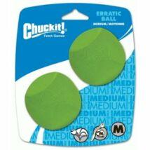 Játék Chuckit Erratic Ball 2db Medium