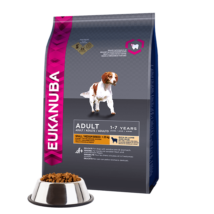 Eukanuba Adult Lamb & Rice Small & Medium 12kg kutyatáp
