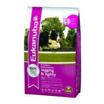 Eukanuba Jogging & Agility All Breeds 15kg kutyatáp