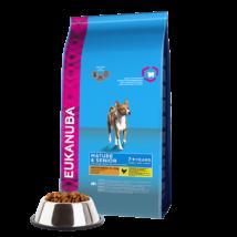 Eukanuba Mature & Senior Medium 15kg kutyatáp