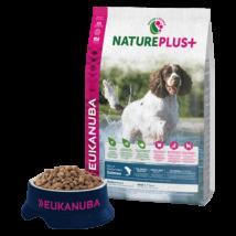 Eukanuba Natureplus+ Adult Medium Salmon 2,3kg kutyatáp