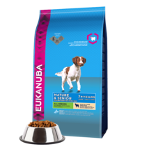 Eukanuba Mature & Senior Lamb & Rice 12kg Kutyatáp