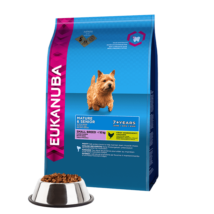 Eukanuba Mature & Senior Small Breed 1kg kutyatáp