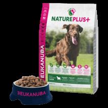 Eukanuba Natureplus+ Adult Large Lamb 14kg kutyatáp