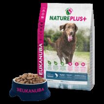 Eukanuba Natureplus+ Adult Large Salmon 14kg kutyatáp