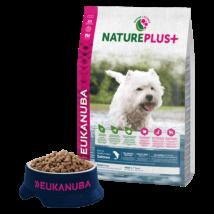 Eukanuba Natureplus+ Adult Small Salmon 2,3kg kutyatáp