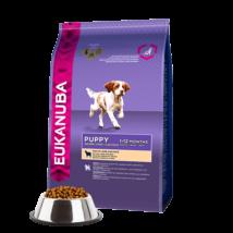 Eukanuba Puppy Lamb & Rice 18kg kutyatáp