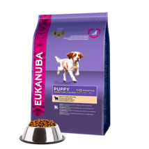 Eukanuba Puppy Lamb & Rice 12kg Kutyatáp