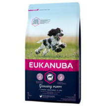 Eukanuba Puppy Medium 15kg kutyatáp