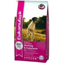Eukanuba Working & Endurance All Breeds 15kg kutyatáp