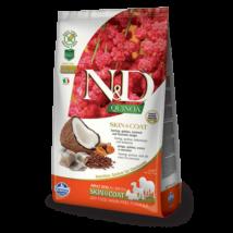 N&D Dog Grain Free Quinoa Skin&Coat Hering 800 g