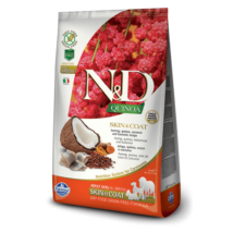 N&D Dog Grain Free Quinoa Skin&Coat Hering 800 g