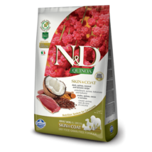 N&D Dog Grain Free Quinoa Skin&Coat Kacsa 800 g