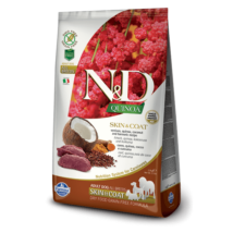 N&D Dog Grain Free Quinoa Skin&Coat Vadhús 800 g