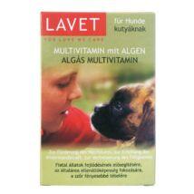 LAVET ALGAVITAMINOS KUTYA 50X