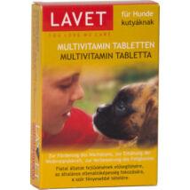 LAVET MULTIVITAMIN KUTYA 50X