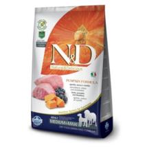 N&D Dog Grain Free Adult Medium/Maxi sütőtök, bárány & áfonya