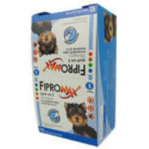 Fipromax spot-on kutya s 10x