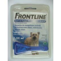 Frontline spot on kutya s /2-10 kg/ 1x