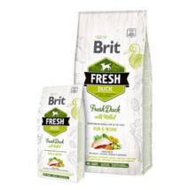 Brit Fresh Kacsa és Köles Adult Run & Work 2,5 kg