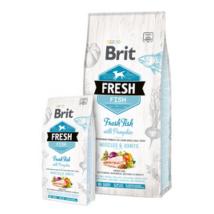 Brit Fresh Hal és sütőtök Adult Large Muscles & Joints 2,5 kg