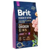 Brit Premium By Nature Junior Small 3kg
