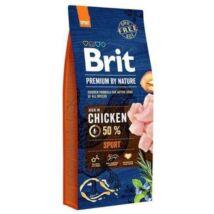 BRIT PREMIUM BY NATURE SPORT 15kg