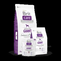 Brit Care Grain-free Giant Salmon & Potato 1 kg kutyatáp