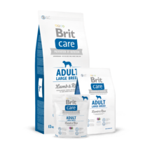 Brit Care Adult Large Breed Lamb & Rice 3 kg kutyatáp
