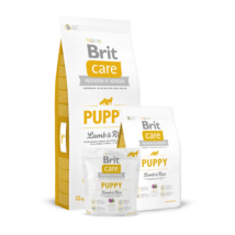 Brit Care Puppy Lamb & Rice 1 kg kutyatáp