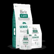 Brit Care Senior Lamb & Rice 1 kg kutyatáp