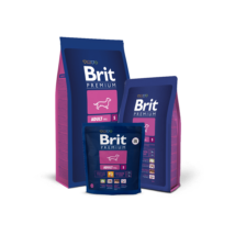 Brit Premium Adult Small 1kg  kutyatáp