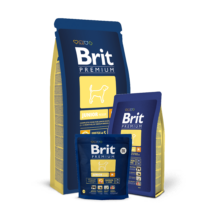 Brit Premium Junior Medium 15 kg kutyatáp