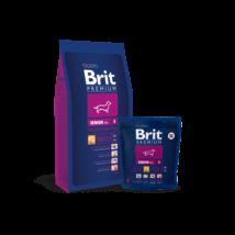 Brit Premium Senior Small 1 kg kutyatáp
