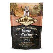 CarniLove Puppy Large Lazac-Pulyka 1,5kg kutyatáp