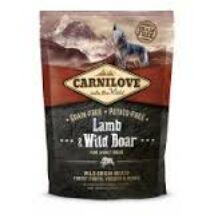 CarniLove Adult Bárány-Vaddisznó 1,5kg kutyatáp