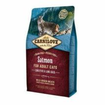 Carnilove Cat Adult Lazac – Sensitive & Long Hair 2kg