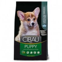 Cibau Puppy Medium 2,5kg kutyatáp
