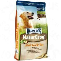 Happy Dog NaturCroq Rind & Reis (Marha & rízs) 2x15 kg kutyatáp