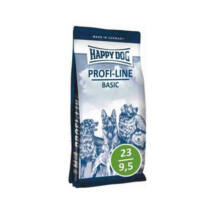Happy Dog Profi-Krokette Basis 23/9,5 20 kg