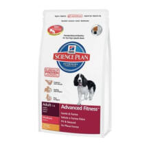 SP Canine Adult Chicken 2,5 kg kutyatáp