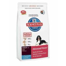 SP Canine Adult Tuna & Rice 12 kg kutyatáp
