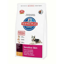 SP Canine Adult Sensitive Skin 12 kg kutyatáp